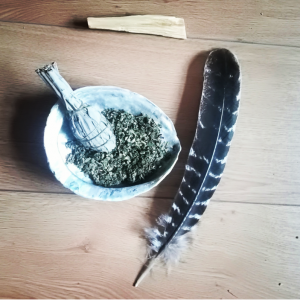 Yerba Santa Smudge Kit